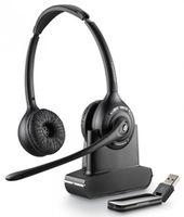 Гарнитура беспроводная Bluetooth Plantronics Savi W420 (PLW00074)