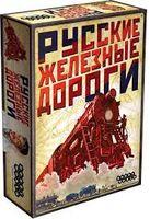 Cutia Настольная игра Российская железная дорога