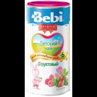 Bebi Premium чай детский фруктовый, с 4 мес.