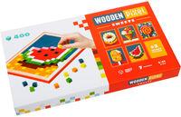Cubika Wooden Pixel  Мозаика Сладости