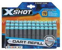 Color Baby 44763 Набор патронов для бластера (36 шт.)