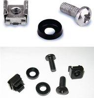 Крепежный комплект - винт M6/16mm, шайба, гайка (Set of screw M6/16mm)