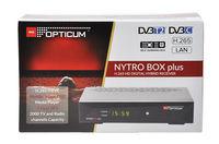 купить Opticum Nytro Box Plus DVB-T2/DVB-C H.265 в Кишинёве
