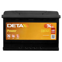 DETA DB741 Power