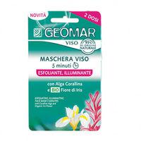 Geomar - Маска для лица отшелушивающая и осветляющая