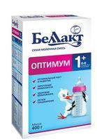 БЕЛЛАКТ ОПТИМУМ 1+ молочная смесь