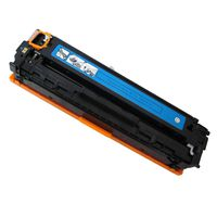 Laser Cartridge for HP CB541A cyan Compatible
