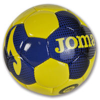 INDOOR BALL YELLOW-BLUE SIZE 54