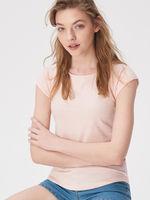 Майка Sinsay Светло розовый ux658-03x
