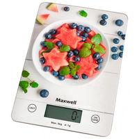 Весы кухонные Maxwell MW-1478, White
