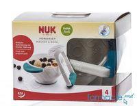 Tocator manual NUK cu castron (255180)