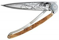 Deejo Tattoo Juniper wood Pheasant (1CB038)