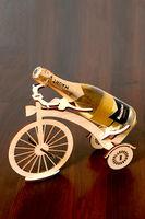 """Подставка под шампанское """"Велосипед"""""""