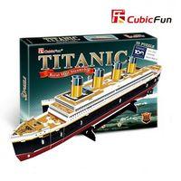 CubicFun пазл 3D Titanic