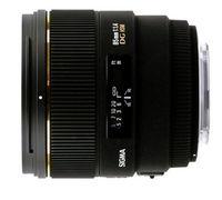 Prime Lens Sigma AF  85mm f/1.4 EX DG HSM F/Nik