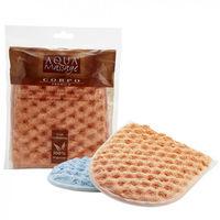 Мочалка-варежка Aqua Massage Corpo Premium из целлюлозы для тонизирующего массажа