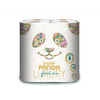 Hirtie igienica Panda Luxury 4 rol