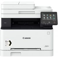MFD Canon i-Sensys MF643Cdw (3102C008AA), Color Printer/Copier/Scanner, ADF (50p), Duplex, USB, Network, WiFi, Touch LCD 12.7cm, A4 21ppm, Print 1200dpi, Scan 9600dpi, 250p tray, 2.5-30k ppm, Cart 054(H)Bk+054(H)C/M/Y