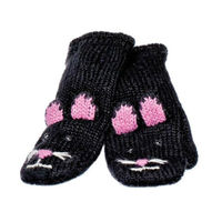 Варежки взрослые Knitwits Kiki The Kitty Mittens, A2169