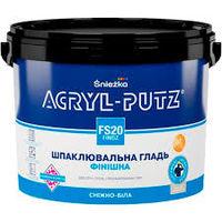 Acryl-putz finisz, 17 kg