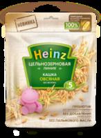 Heinz каша цельнозерновая овсяная безмолочная с 5мес. 180г