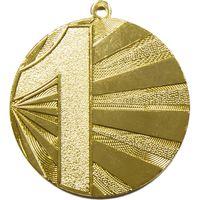 Медаль D70 мм/MMC7071/G золота