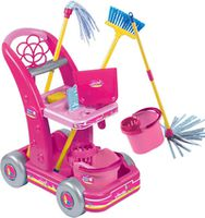 Faro Trolley Vileda Pink (6778)