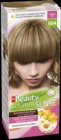 Vopsea p/u păr, SOLVEX MM Beauty Sense, 125 ml., S04 - Blond natural