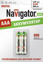 аккумулятор Navigator NHR-800-AAA-BP2