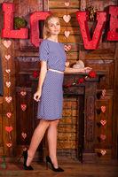 Платье  Simona ID 0402