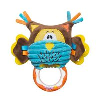 BabyOno игрушка мультифункциональная Сова