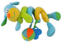 "Baby Mix STK-12607 D Игрушка для коляски ""Щенок"""