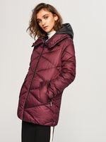 Куртка RESERVED Темно бордо reserved tx845-83x