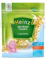 Heinz Овсяная кашка с молоком (5m+)