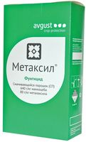 Метаксил - фунгицид для борьбы с болезнями на картофеле, томатах, огурцах, луке и винограде - Август