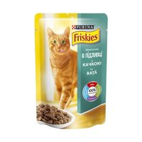 Friskies Adult (c уткой в подливе) 85гр