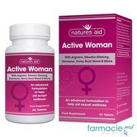 Active Women comp. N60 (Maca) Natures Aid