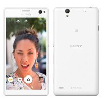 Sony Xperia C4 (E5363) White Dual