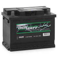 Аккумулятор Gigawatt 60Ah S4 005