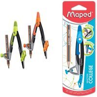 Compas MAPED Metal Open Universal blister