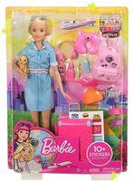 Кукла Барби в путешествии, код FWV25