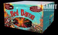 Фейерверки JW2025 RED BARON
