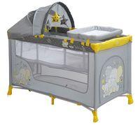Bertoni Nanny 2 Plus Yellow Elephants