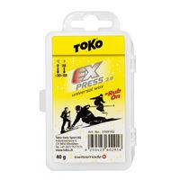 Воск для лыж Toko Express Rub On 40 g, 5509260