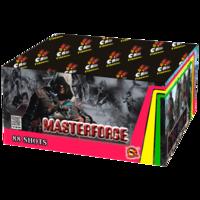 Батарея салютов Dinamit Masterforce CLE4031