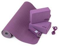 Bodhi Yoga Set Flow Purple