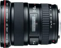 CANON Zoom LensEF 17-40mm f-4 L USM, черный