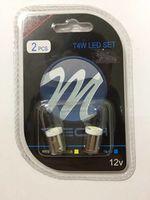 Автолампа  M-TECH T4W LED SET/Лампа M-TECH T4W LED SET