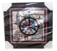Часы Лондон Бисером