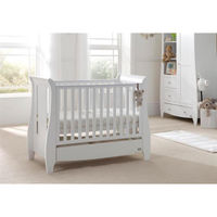 Деревянная кроватка 3 в 1 Tutti Bambini Katie White